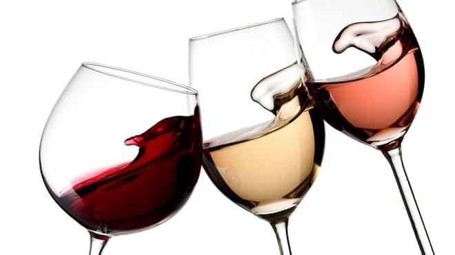 Les differents types de vin