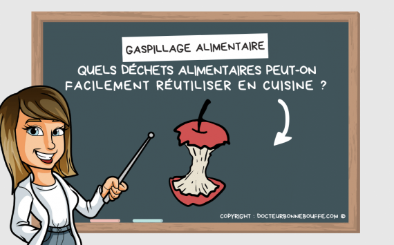 Gaspillage alimentaire : 5 habitudes à adopter !