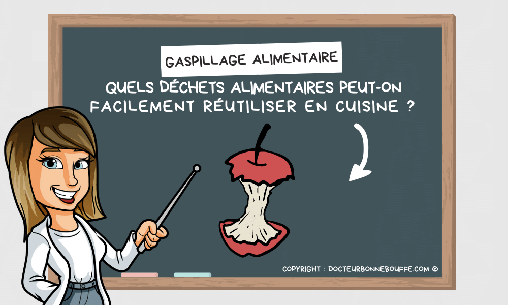 gaspillage alimentaire astuce