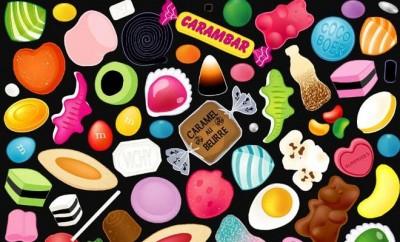 classement bonbons les plus caloriques