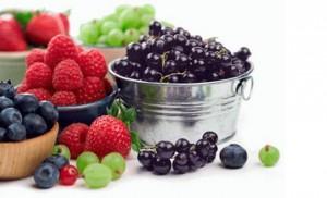Fruits rouges framboises fraises bienfaits