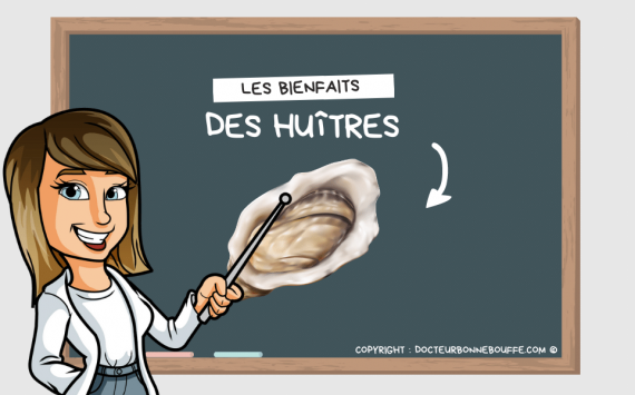 Les bienfaits des huîtres, de véritables trésors pour la santé