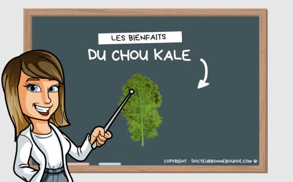 Le chou Kale, un chou frisé aux super-pouvoirs ?