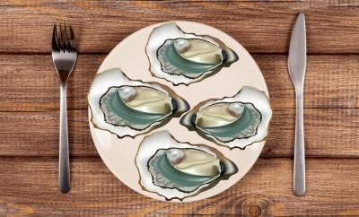 Reconnaître une huître fraîche
