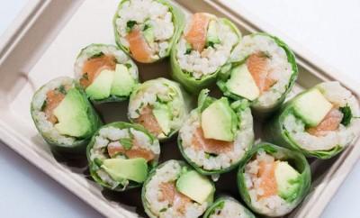 sushi genmai sushi daily