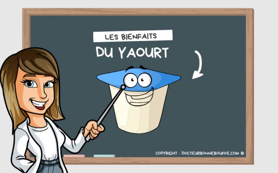 6 bonnes raisons de consommer des yaourts