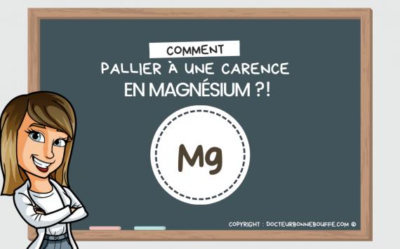 Déficit en magnésium : comment se soigner ?