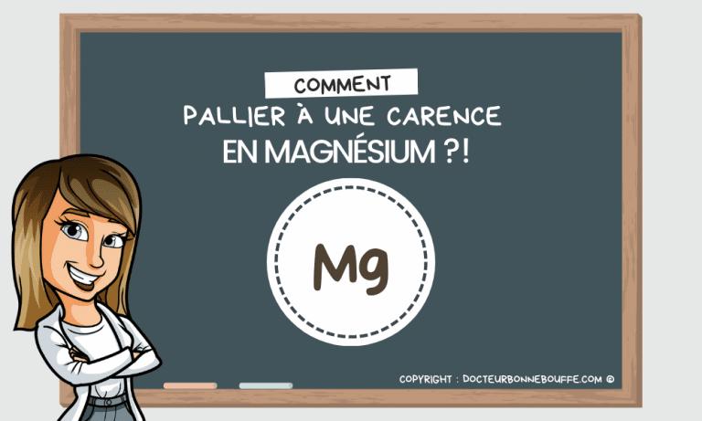 Carence en magnésium : conseils alimentaires de base