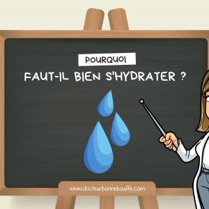 pourquoi s'hydrater