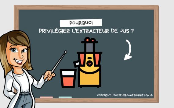 Jus de fruits maison : pourquoi privilégier l'extracteur de jus ?