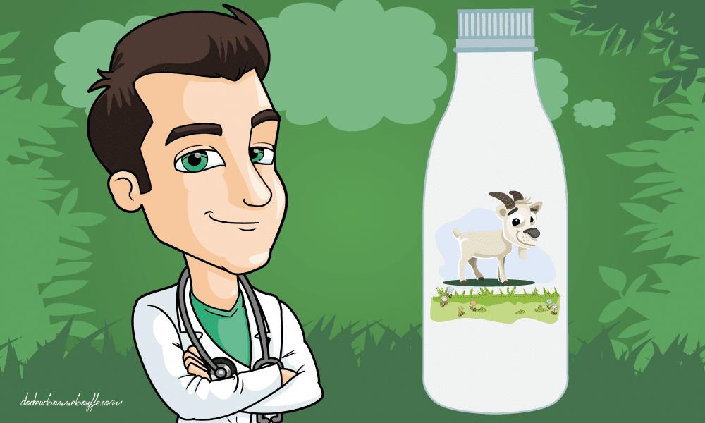 6 astuces pour améliorer le goût du lait de chèvre