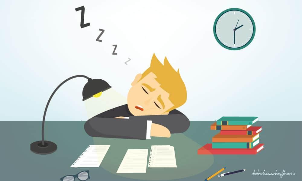 fatigue post prandiale