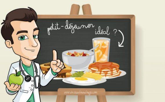 De quoi devrait être composé le petit-déjeuner idéal ?