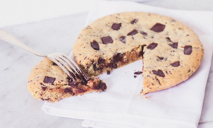 cookie mi-cuit