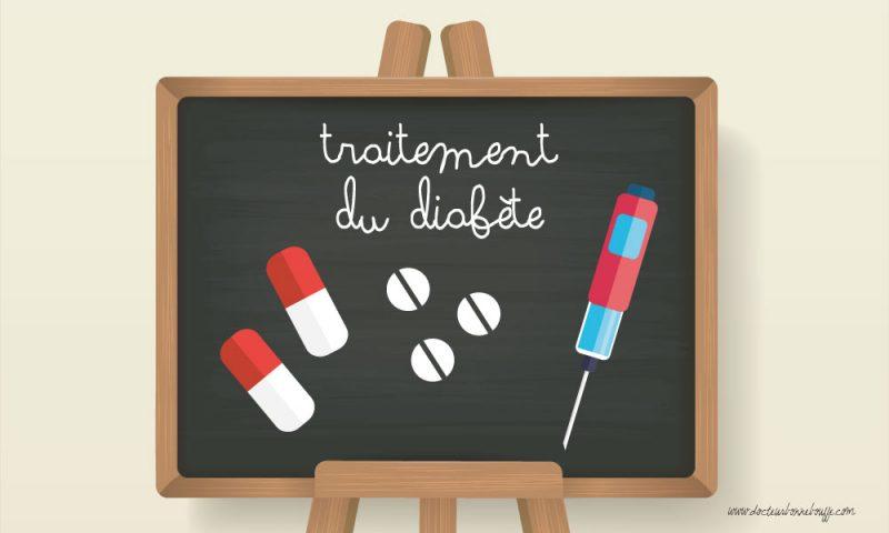 traitement diabète