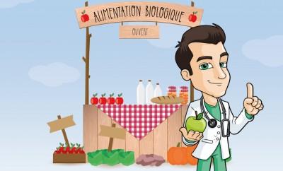 alimentation biologique bienfaits
