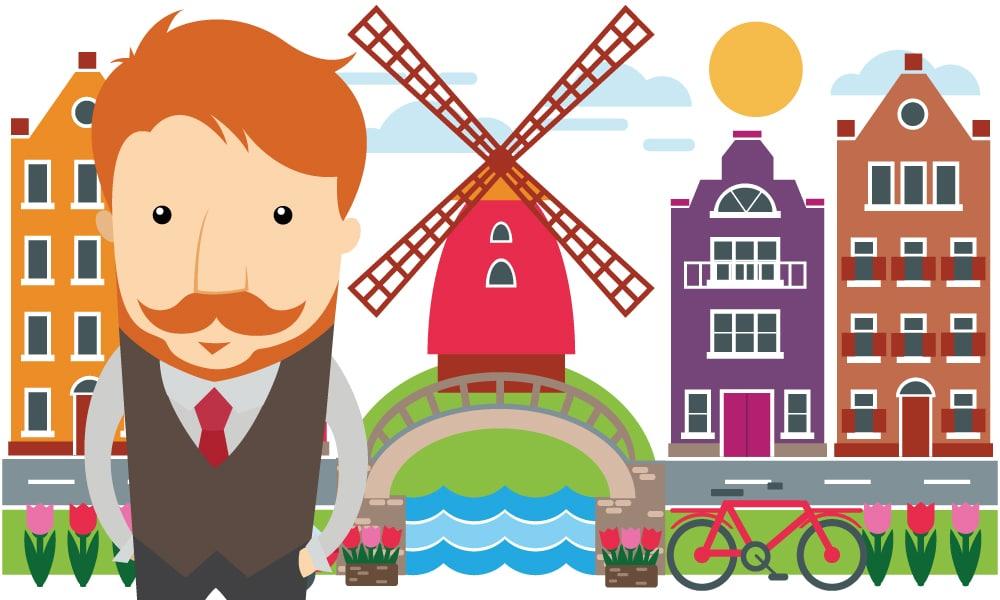 15 raisons pour lesquelles les néerlandais sont en meilleure santé