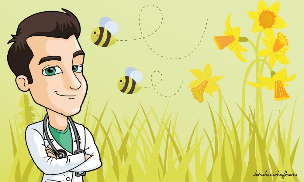 bienfaits pollen de fleur