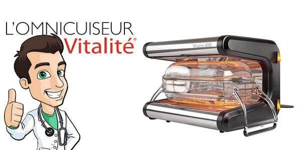 omnicuiseur appareil cuisson basse température
