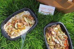 Happy Miam, livraison de repas frais, healthy, de saison