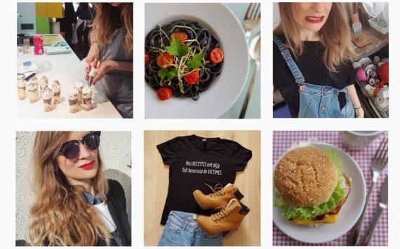 Humour : La face cachée de la vie d'une Instagrameuse food !