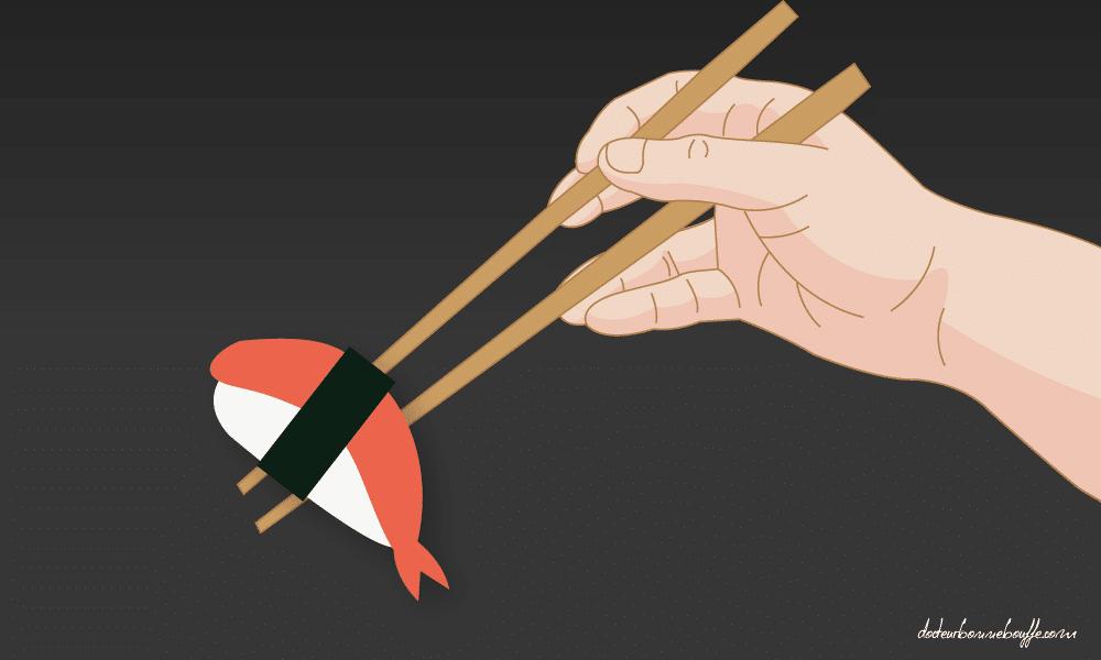 Les risques des sushis : 3 astuces pour les éviter
