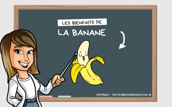 Tout savoir sur le pouvoir magique de la banane !