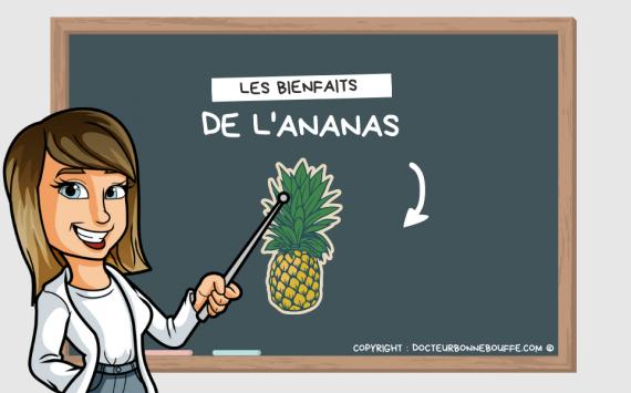 Le pouvoir de l'ananas sur notre santé !