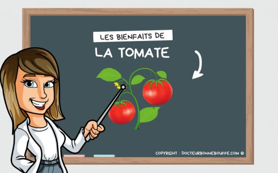 Les 8 merveilleux bienfaits de la tomate