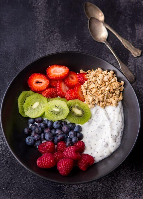 yogurt bowl graines de chia