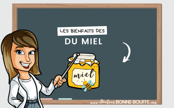 A la découverte des bienfaits du miel