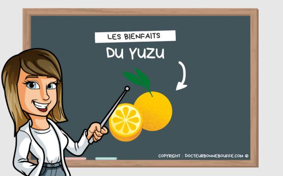 Les 4 étonnants bienfaits du Yuzu