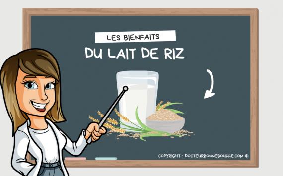 Lait de riz : 7 infos surprenantes !