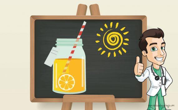 7 boissons spéciales canicule à faire soi-même