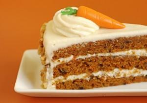 légumes en dessert, carrot cake, cake à la carotte