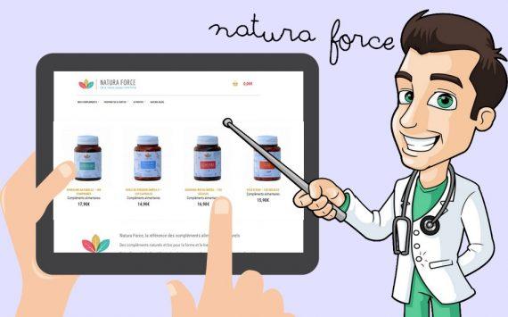 Natura Force : 5 compléments alimentaires pour booster sa santé