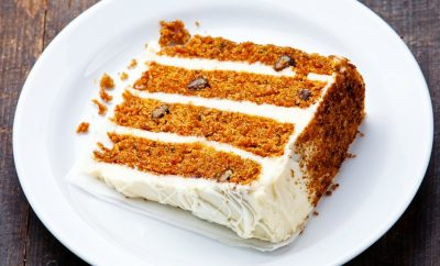 recettes de légumes en desserts carotte cake