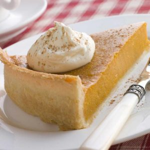 La pumkin pie, source : madamelefigaro.fr