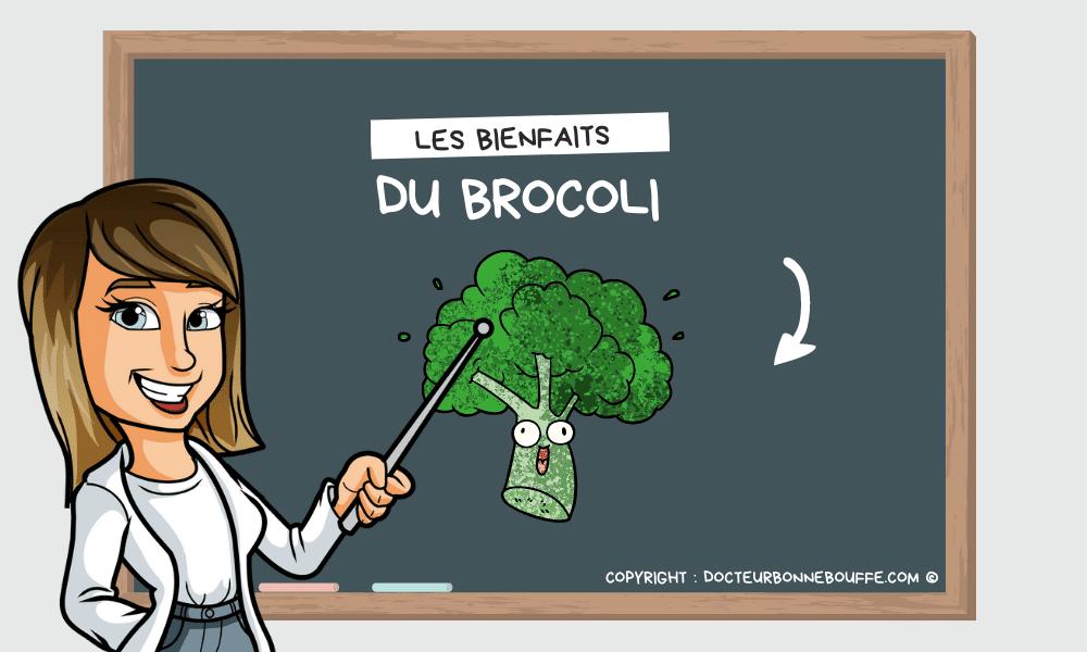 Les bienfaits du brocoli