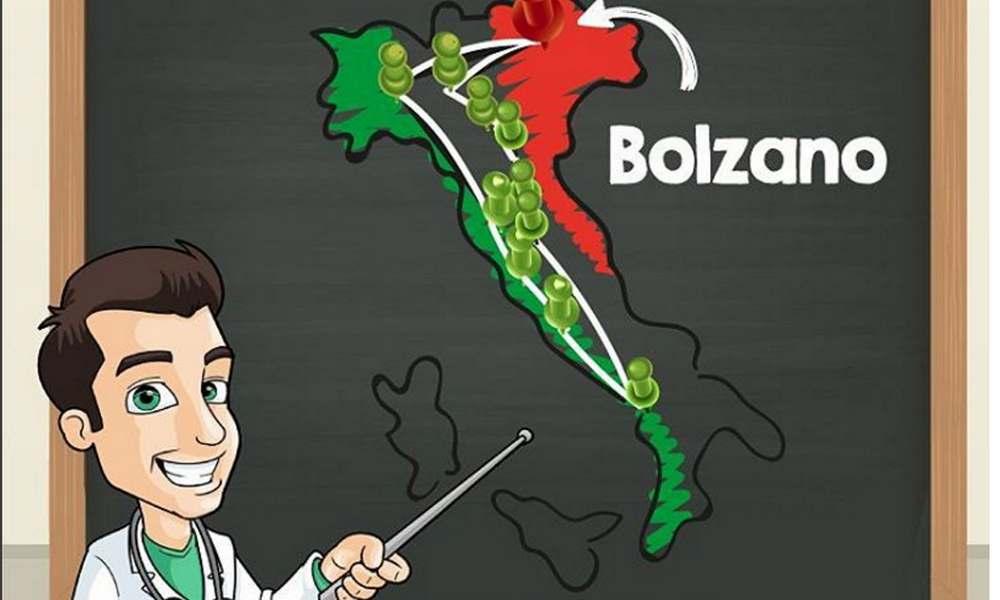 Tour de l'Italie sans gluten, étape 1 : manger sans gluten dans le South Tyrol