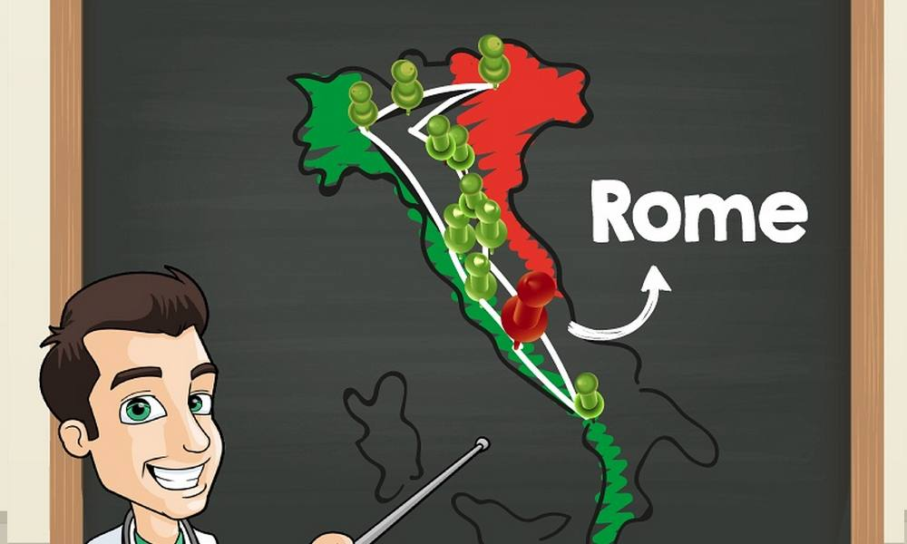 Tour de l'Italie sans gluten, étape 8 : manger sans gluten à Rome