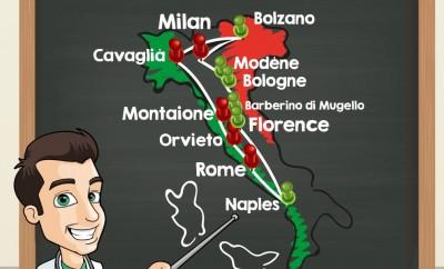 italie sans gluten best of