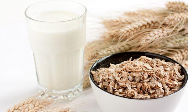 Le jus d'avoine ou lait d'avoine
