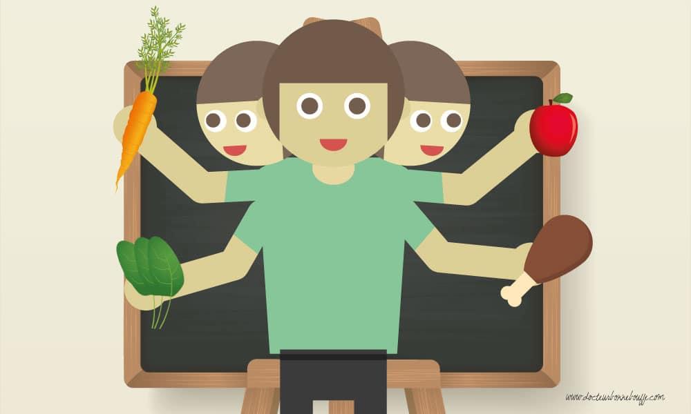 Régime : les 4 groupes d'aliments à privilégier pour perdre du poids
