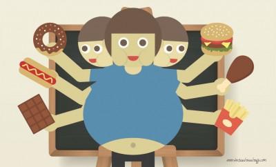 aliments qui vont grossir régime