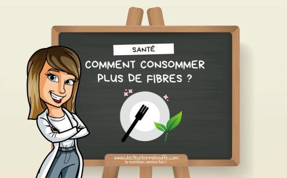 Comment consommer plus de fibres au quotidien ?