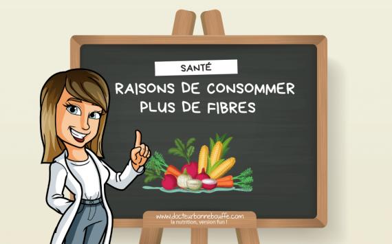 Bienfats des fibres : Pourquoi faut-il consommer des fibres ?