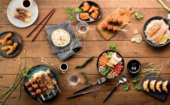 Planet Sushi : 7 nouveautés de la rentrée à goûter ABSOLUMENT !