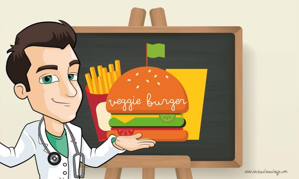 bienfaits burgers végétariens