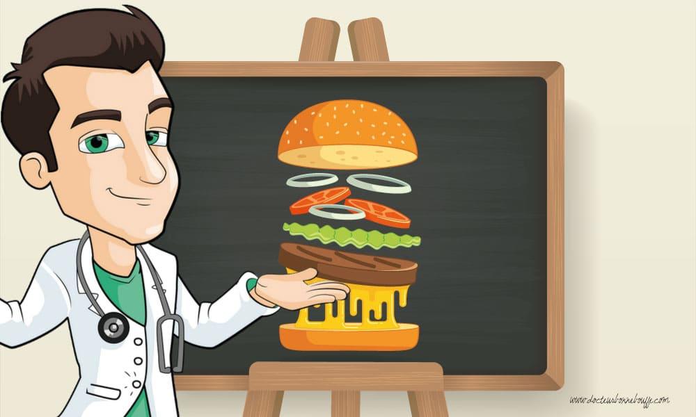 9 raisons de faire des burgers fait-maison